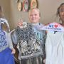 Dress exchange for needy teens preparing for Prom, getting award