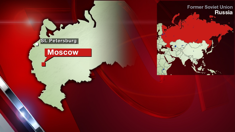 moscow school shooting map