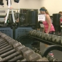 Fitness center raises money for domestic abuse shelter