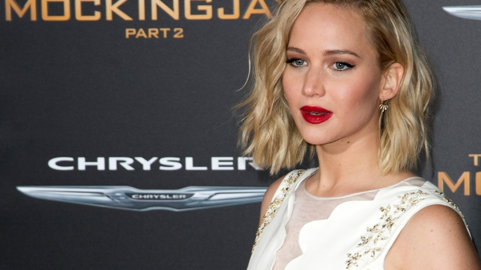 Jennifer Lawrence encourages fans to identify Charlottesville supremacists