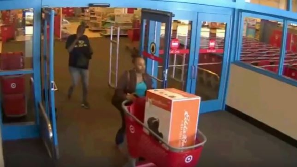 Police: Women steal car seat from metro Target store | KOKH