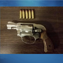 14-year-old male arrested; police seize loaded handgun in his possession