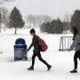 Winter Storm Donna breaks snowfall record