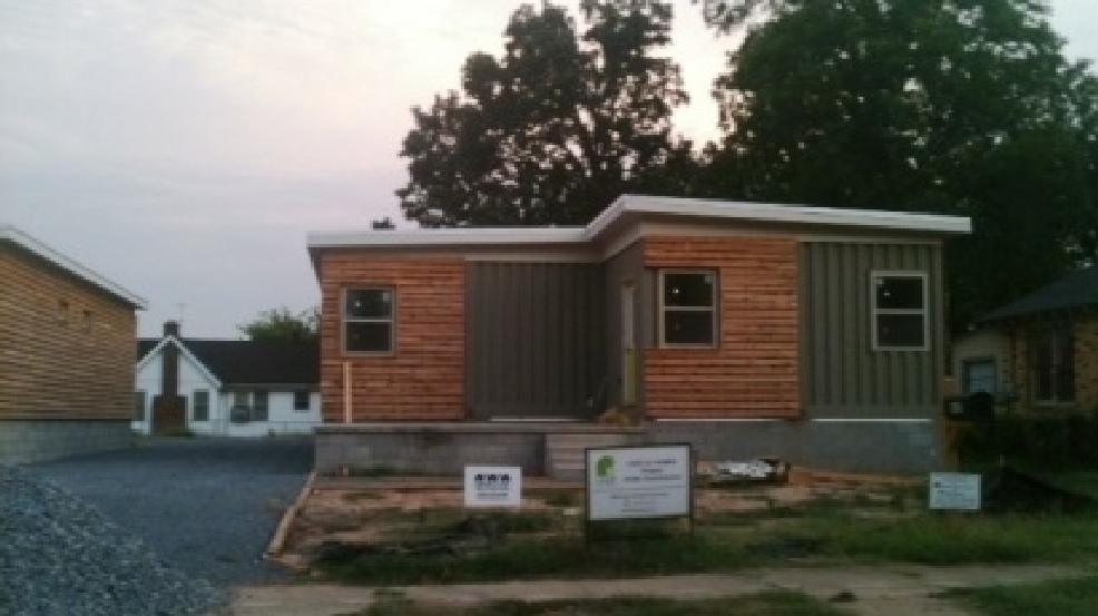 Shipping Container Homes Almost Move in Ready in Little ...