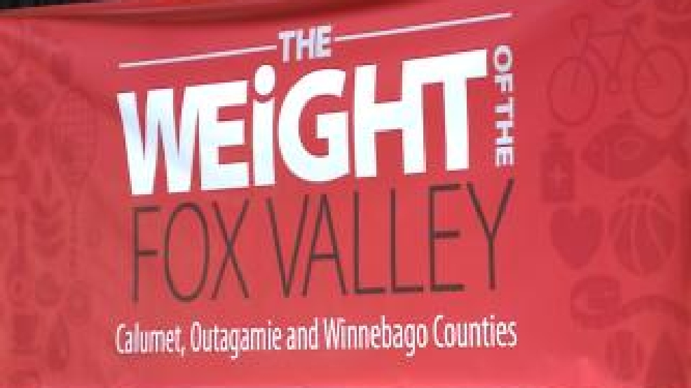 A big push is underway to fight obesity in the Fox Valley.