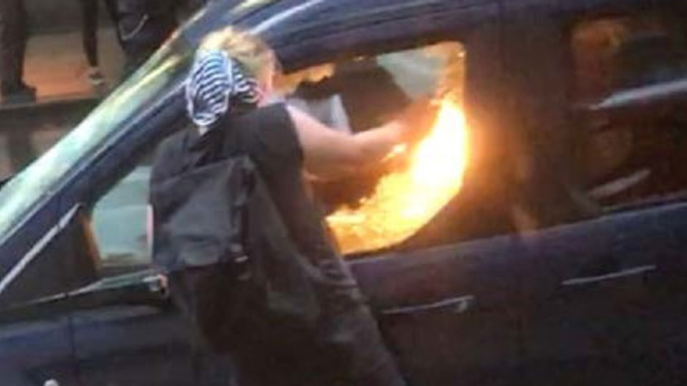 Tacoma woman arrested in arson of Seattle cop cars during protest