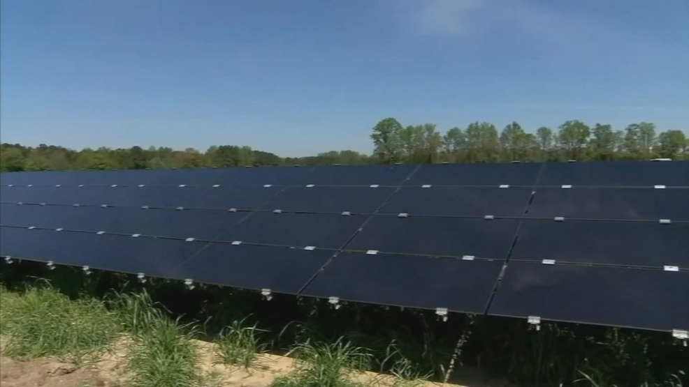 Duke Energy wants to build solar plant