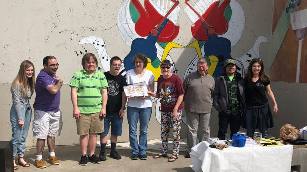 Cobbelstone Arts Center, CMAC team up for mural project