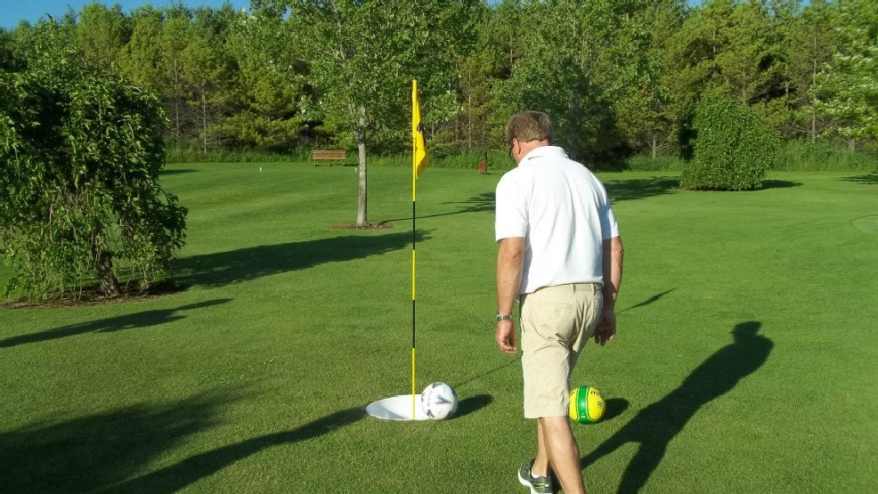 Footgolf at Eastwin Valley Golf Course in Two Rivers (Courtesy Eastwin Valley Golf Course)