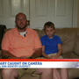 Social media helps father and son arrest a suspected burglar