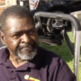 Stolen motorized wheelchair recovered