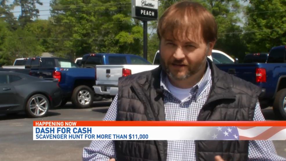 Scavenger hunt for cash in Brewton more than $11K