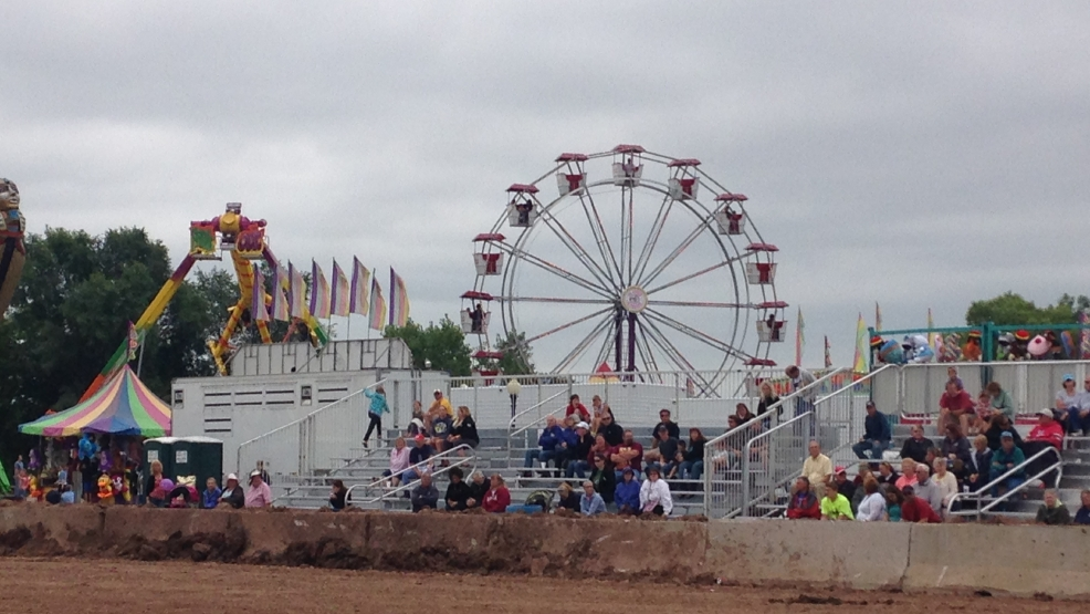 The Brown County Fair brings in more than 40,000 people each year.