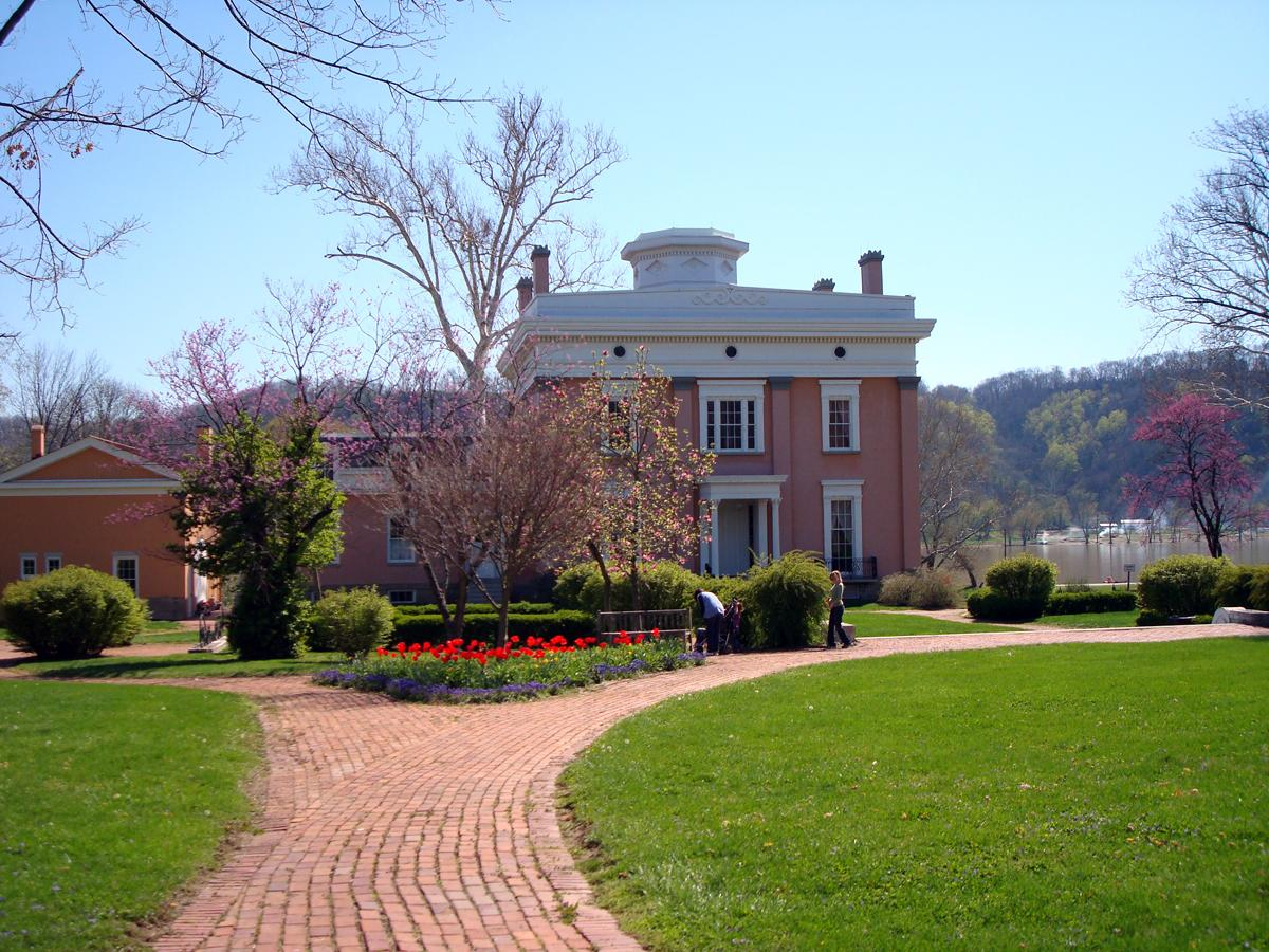 "Story: ""Madison: Indiana's Own Piece of the South"" / Location: Lanier Mansion / Image: Paige Malott"