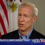 Illinois Gov. Bruce Rauner Talks Budget Problems, Future of Illinois