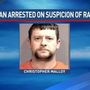Centralia man arrested on suspicion of rape and sodomy