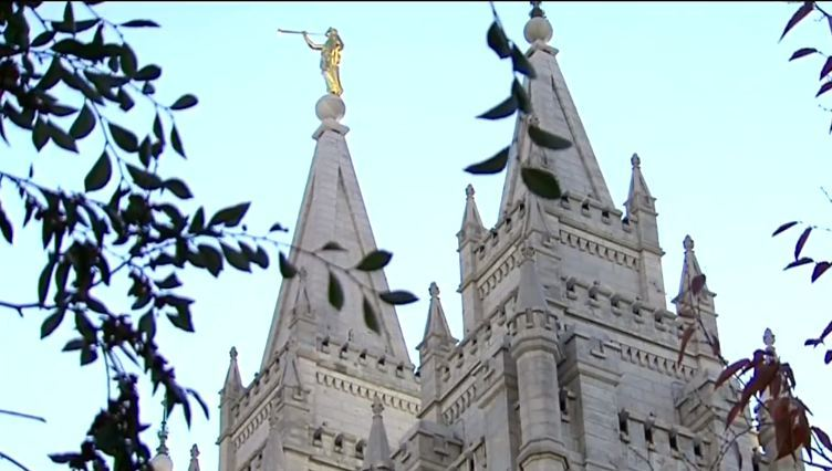 After the spousal abuse allegations against White House Staff Secretary, Rob Porter went public, many Mormon women are now saying their Church leaders encouraged them to stay with their abusers for the sake of the marriage.  (Photo: KUTV)