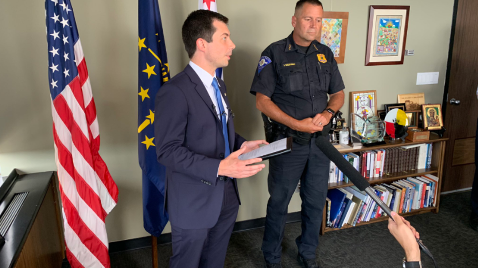Mayor Buttigieg, South Bend police chief work to hire a more