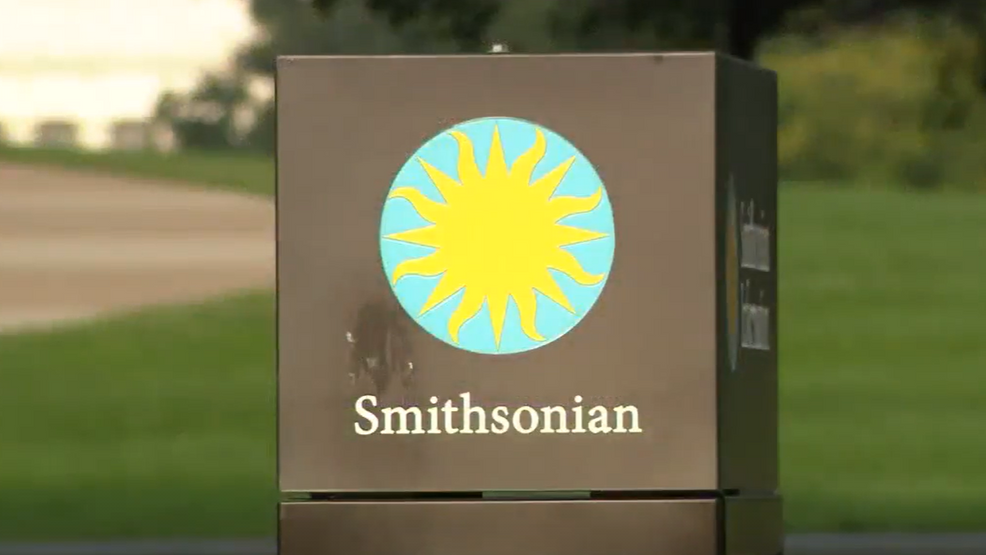 Smithsonian sign