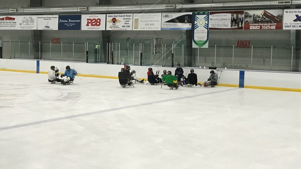 Sled hockey team in Central New York welcomes people of all abilities