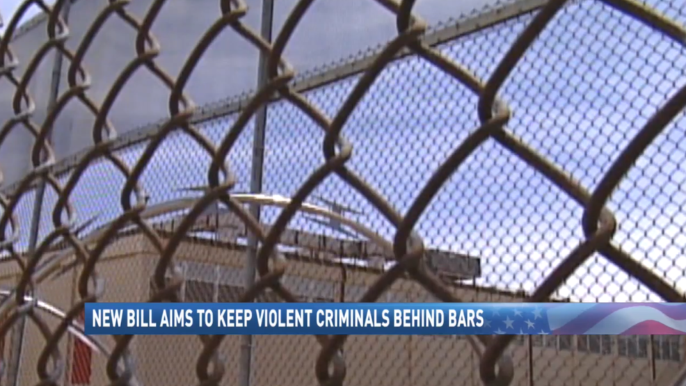 New bill aims to keep Alabama's violent criminals behind bars (img: WPMI)