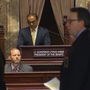 Lt. Gov. does not preside over State of the State address due to gun violence worry