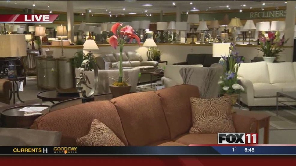 The Good Day Wisconsin Fabulous Furniture Giveaway