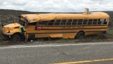 Report: School bus driver in crash may have been drowsy, fatigued