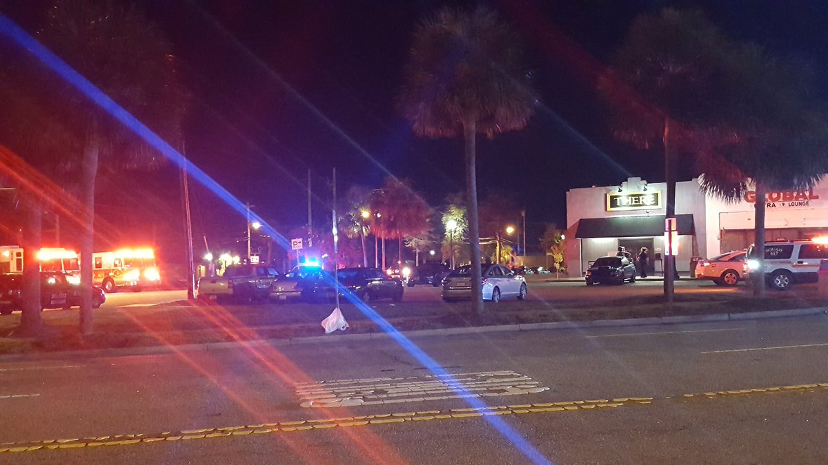 Galerry Police Myrtle Beach nightclub shooting appears to be gang related