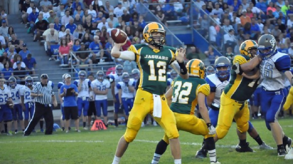 Ashwaubenon's James Morgan verbally committed to play at Bowling Green State. (Doug Ritchay/WLUK)