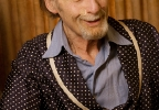 FILE - This Sept. 28, 2005 file photo shows actor Sid Caesar at his home in Beverly Hills, Calif. Caesar, whose sketches lit up 1950s television with zany humor, died Wednesday, Feb. 12, 2014. He was 91. (AP Photo/Damian Dovarganes, File)