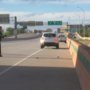One man killed in motorcycle crash after falling off downtown Amarillo interchange