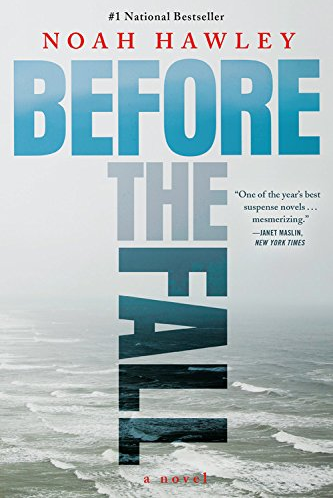 #12. Before the Fall by Noah Hawley  Amazon announced the best-selling books of 2016 earlier this week! How many have you read? (Image: Amazon.com)