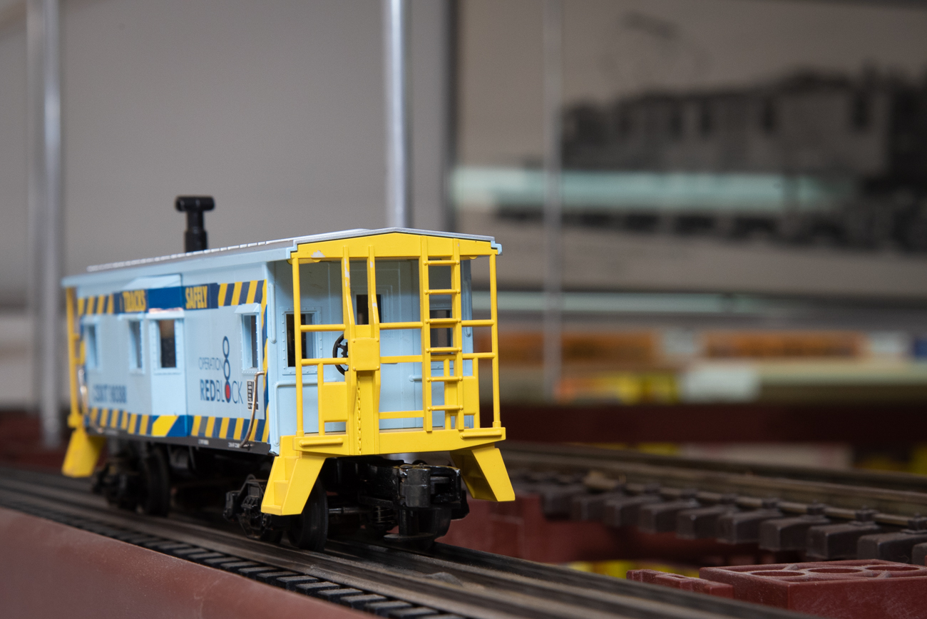 The shop carries Lionel, Rail King, and other popular model train brands. Its website, DixieUnionStation.com, features an inventory page where people can look up what the store has on hand. / Image: Phil Armstrong, Cincinnati Refined // Published: 2.27.20