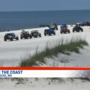 Hundreds gather for Jeepin' the Coast