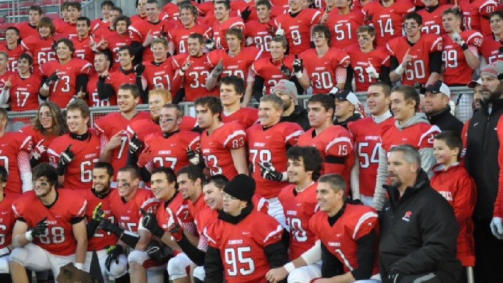 Kimberly captured the Division 2 state title last season by going 14-0. (Doug Ritchay/WLUK)