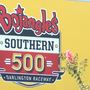 Couple celebrates honeymoon at Darlington Raceway