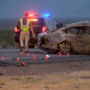 Lone survivor lucky to be alive after 3-car wreck kills 5 people on U.S. 95