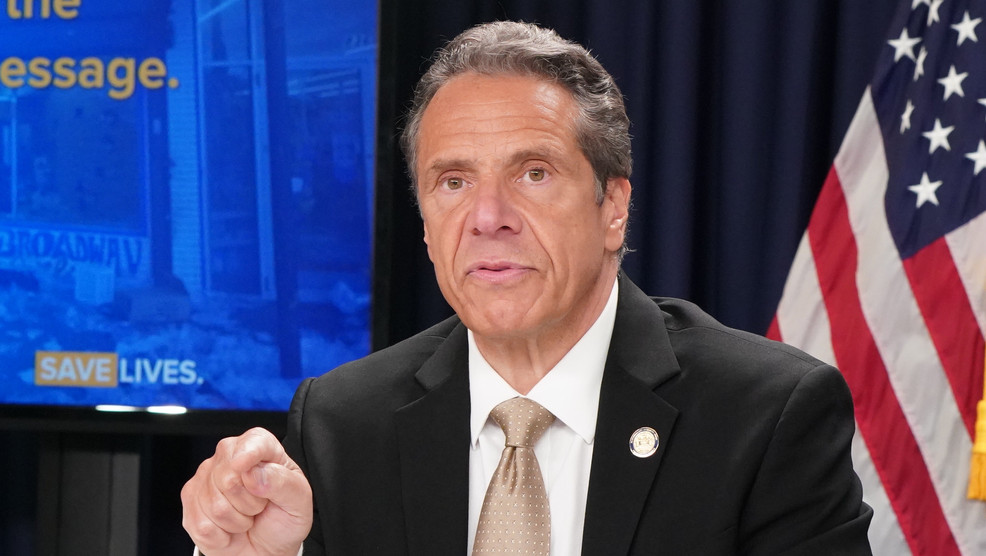 Governor Cuomo wasted no time Monday evening in responding to President Trump's controversial press conference. (PHOTO: Office of Governor Andrew Cuomo)