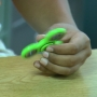 Spinners: The popular new toy popping up in local classrooms