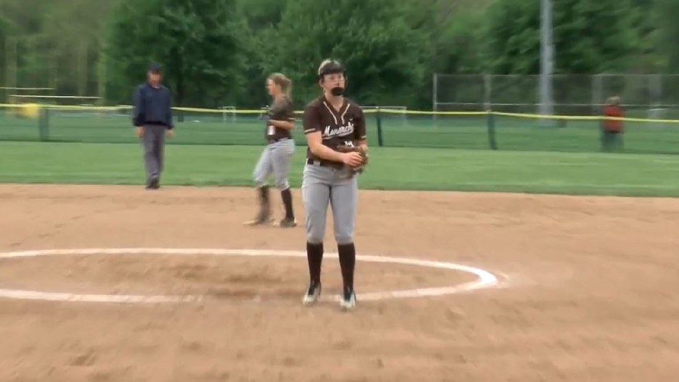 5.4.17 Video- Wheeling Park vs. John Marshall- WVSSAC softball sectional final