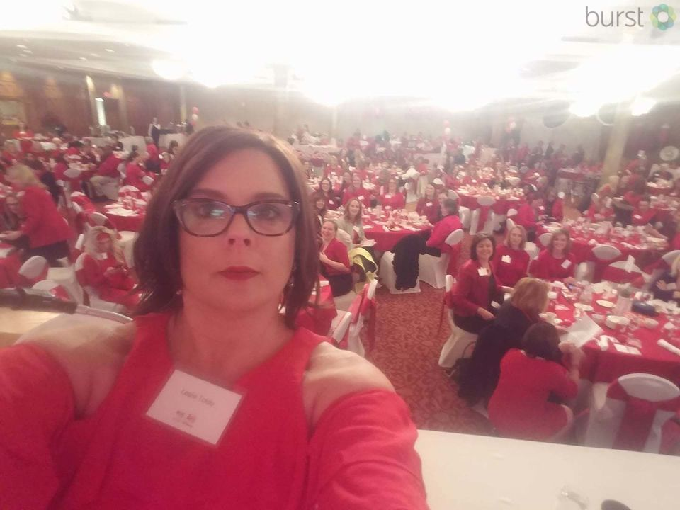 National Wear Red for Women Day: Women and men across the country are wearing red to help bring awareness to, the number one killer, heart disease. (Photo: WEYI/WSMH)