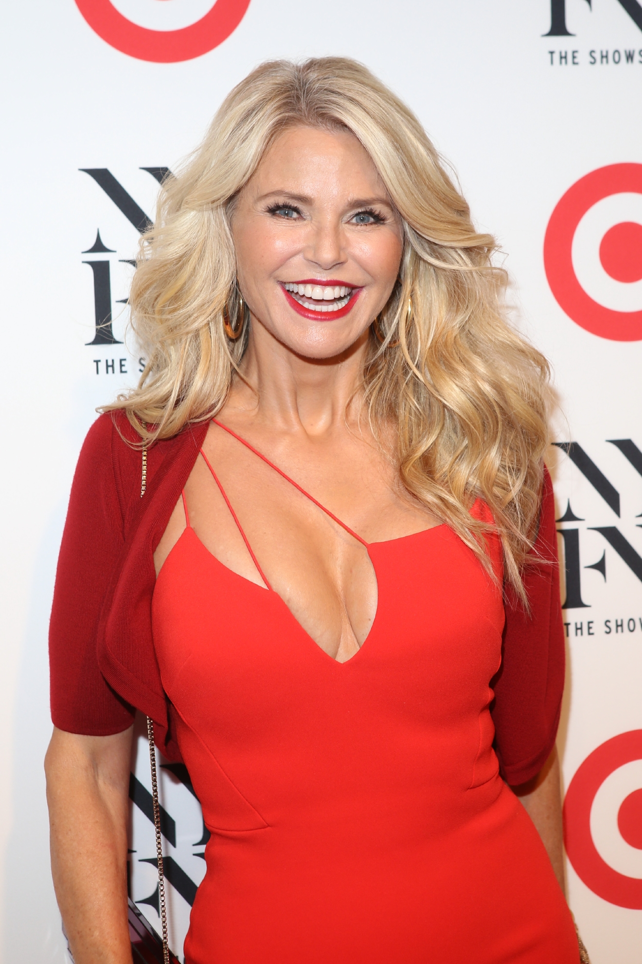 Target and IMG kick off New York Fashion Week - Arrivals                                    Featuring: Christie Brinkley                  Where: New York, New York, United States                  When: 06 Sep 2016                  Credit: Derrick Salters/WENN.com