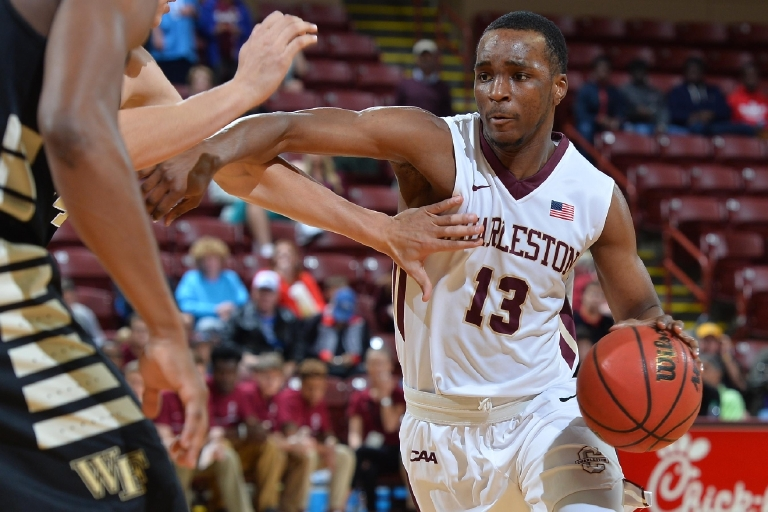 NCAA BASKETBALL:  NOV 20 2016 ESPN Gilden Charleston Classic - Wake Forest at College of Charleston