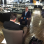 KRCG 13's Kermit Miller interviews U.S. Secretary of the Treasury Steven Mnuchin