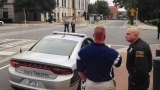 Suspicious package removed from Charlotte police HQ