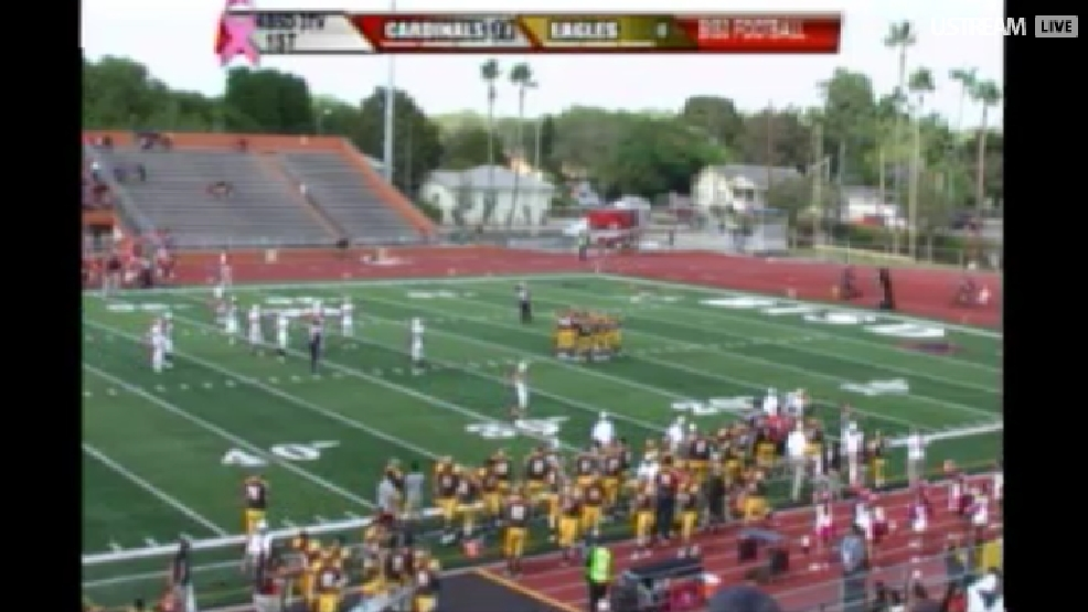 Watch Live: Harlingen Cardinals vs. Brownsville Hanna Eagles