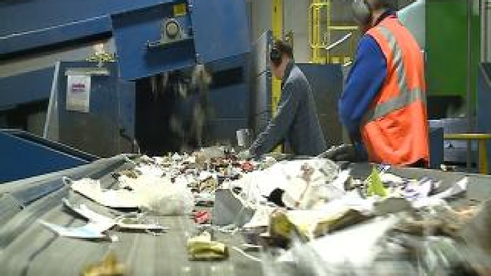 The Tri-County Recycling Facility will add $1.8 million of equipment to accept more plastics.