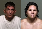 Anthony Gomez and Alexsander Mirkovich (Photos courtesy of Outagamie Sheriff's Dept.)