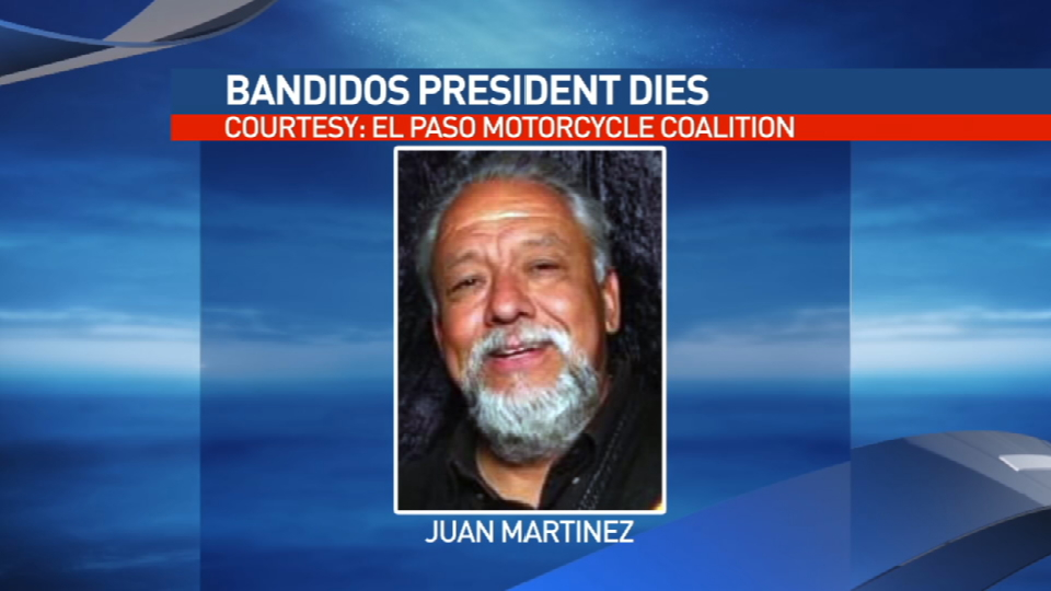Juan Martinez died after being shot at an east El Paso bar. (Courtesy: Motorcycle Coalition of El Paso)